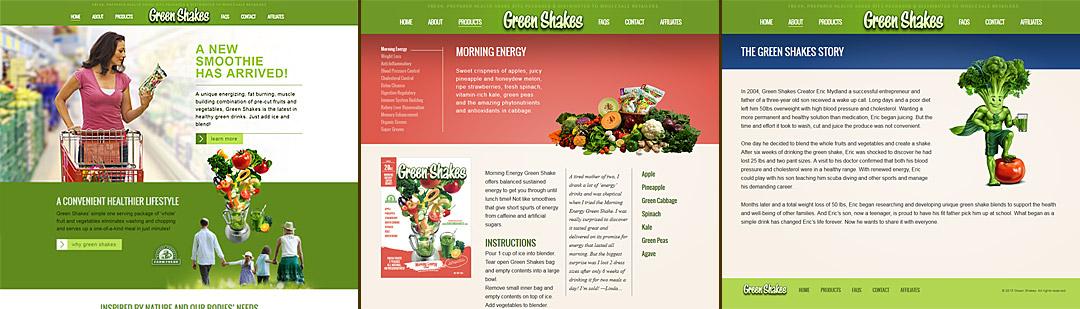 greenshakes