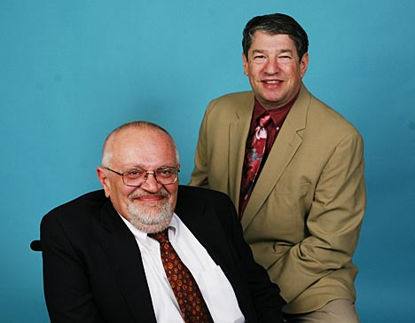Joel Morris and Ron Penner - CityCenter Co - Website Design