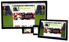 responsive website design - CityCenter Co