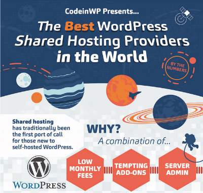 codeinwp.com hosting infographic